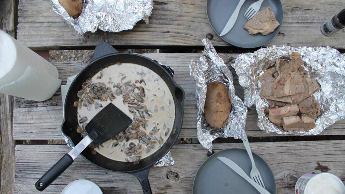 Koken op de camping: tips